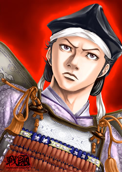 武田信虎は晴信らとともに信濃海ノ口城(長野県南佐久郡南牧村)へと兵を進めた。兵数 は軍鑑によると